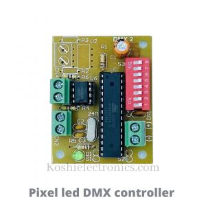 Pixel Led Dmx controller