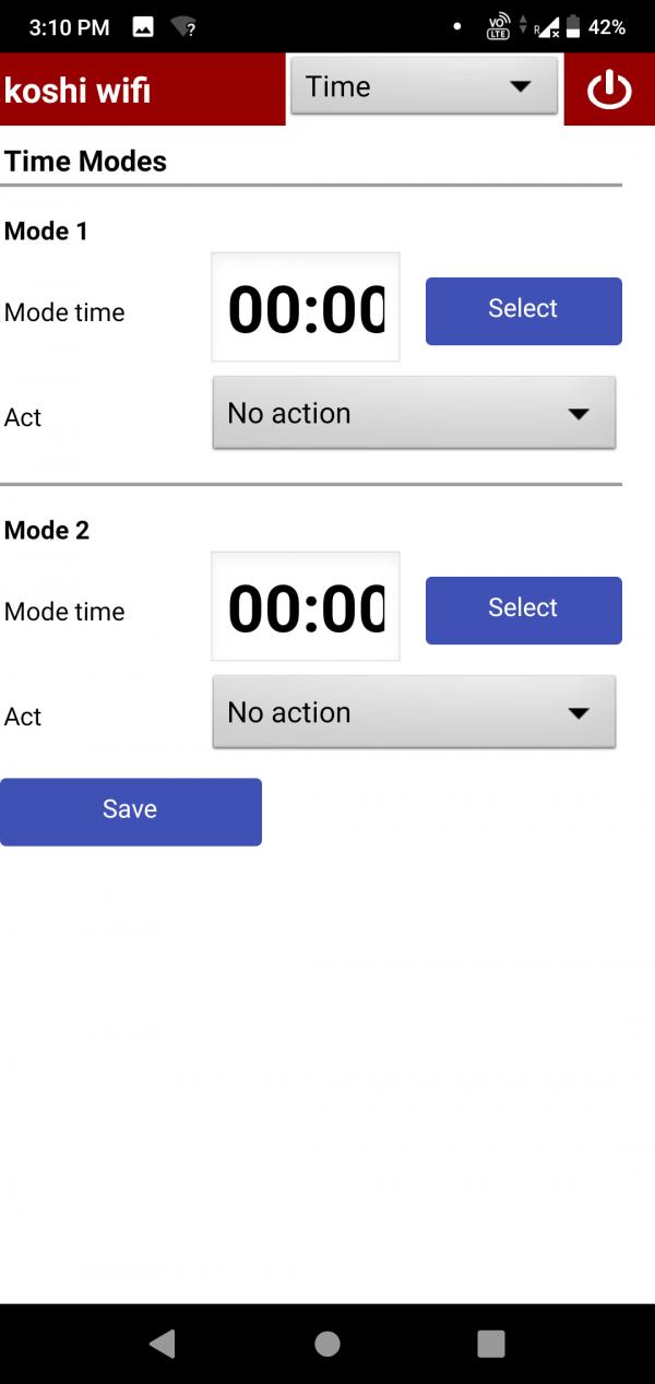 wifi controller app