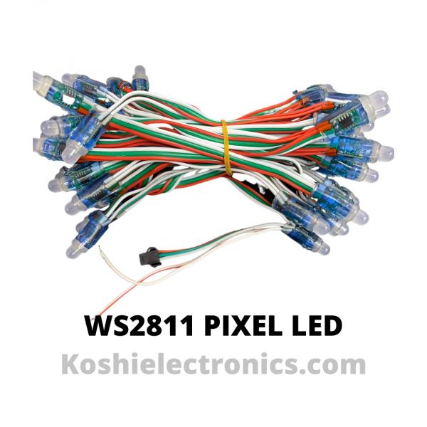 WS2811 PIXEL LED