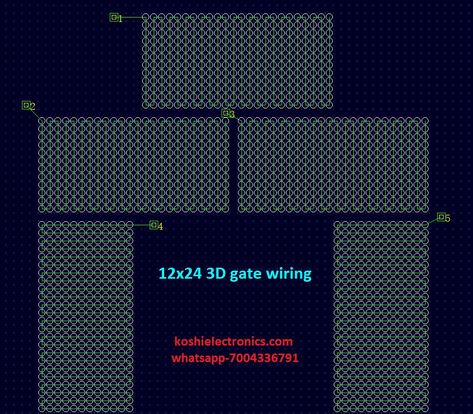 12x24 3d gate